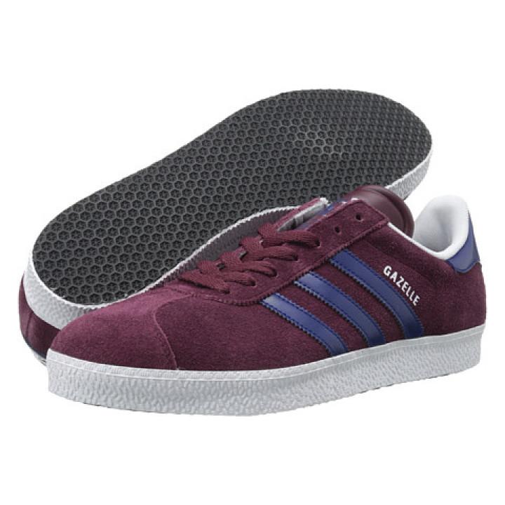 Кроссовки Adidas Gazelle, фиолетовый
